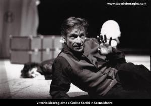 Vittorio Mezzogiorno | Saverio Ferragina